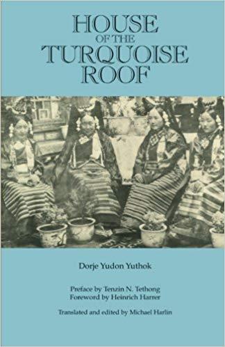 Yuthok House cover art