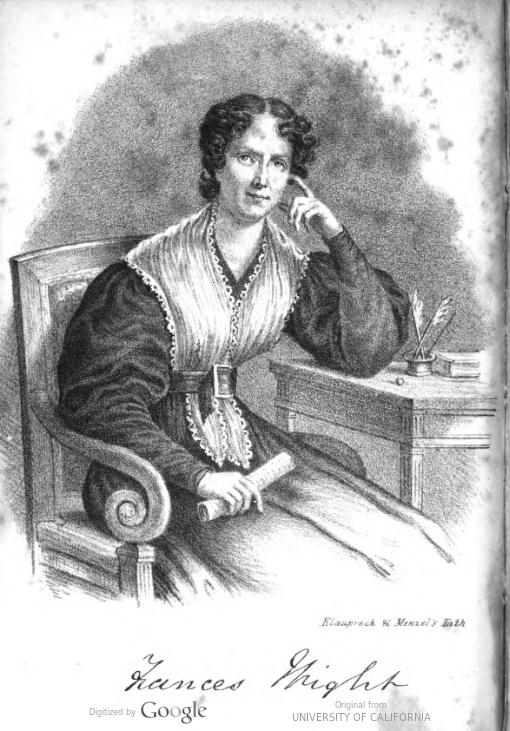 Gilbert Memoir Frances Wright cover art