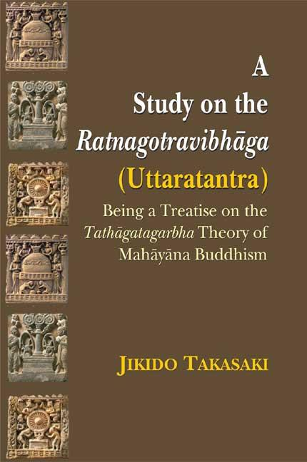 Takasaki Ratnagotravibhaga cover art