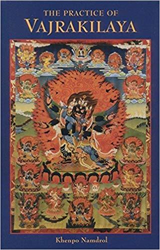 Namdrol Vajrakilaya cover art