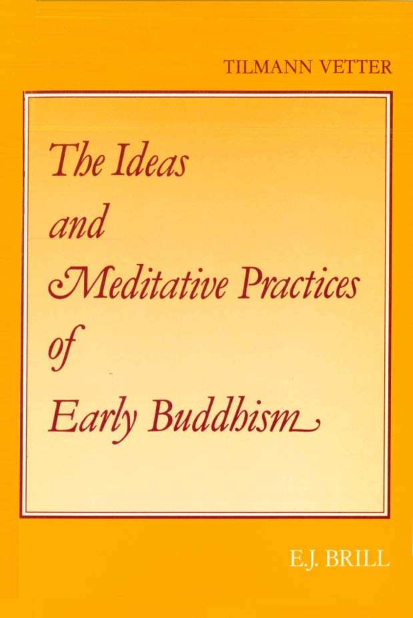 Vetter Ideas and Practices cover art