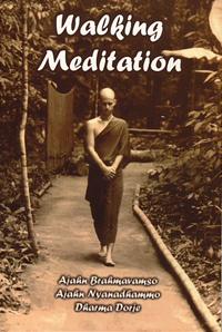 Brahmavamso et al Walking Meditation cover art
