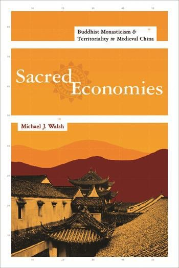 Walsh Sacred Economies cover art