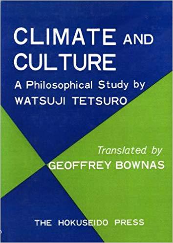 Watsuji Climate cover art