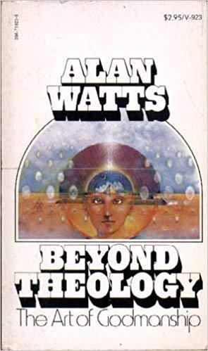 Alan Watts Beyond Theology cover art