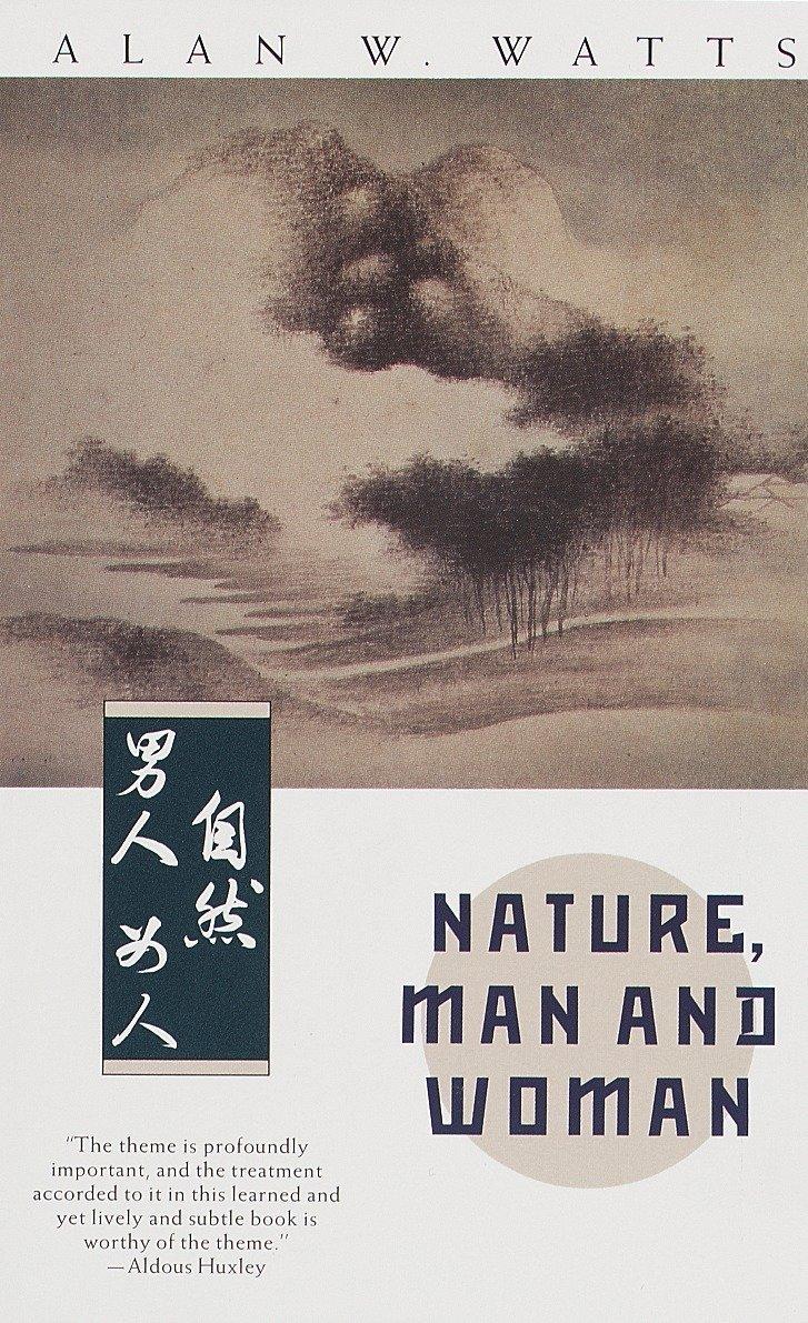 Alan Watts Nature Man Woman cover art