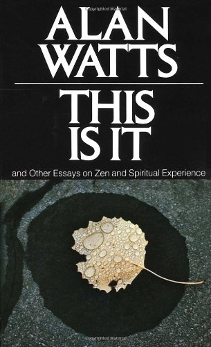 Alan Watts This Is It cover art