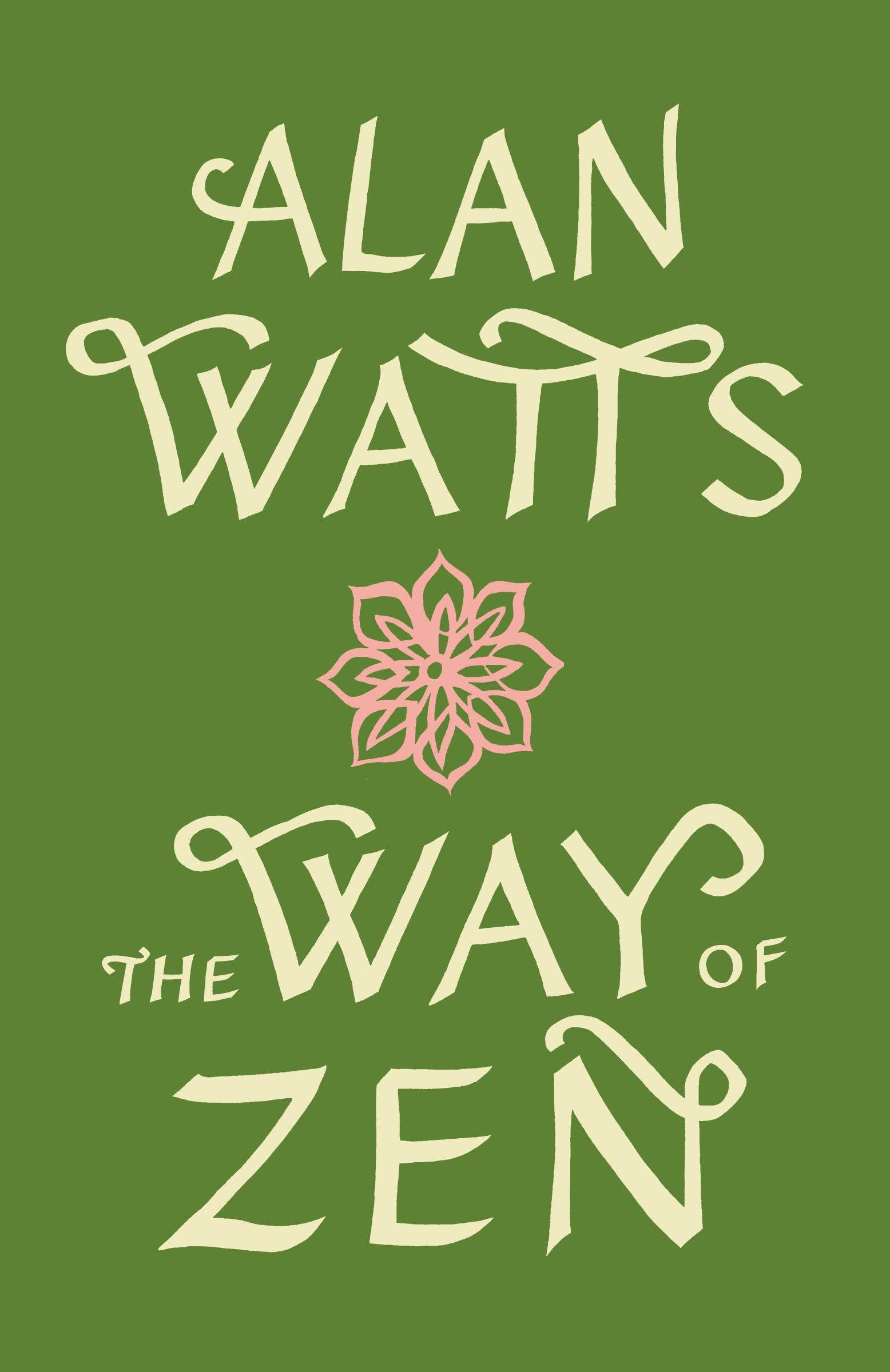 Alan Watts Way of Zen cover art