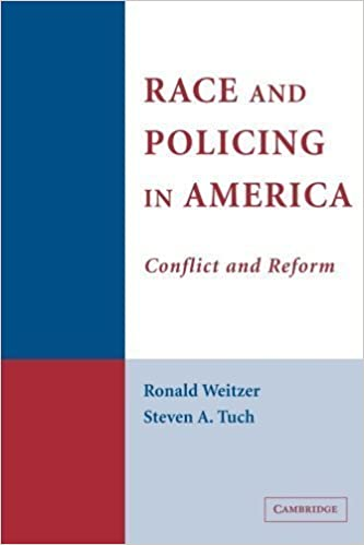 Weitzer Race and Policing cover art