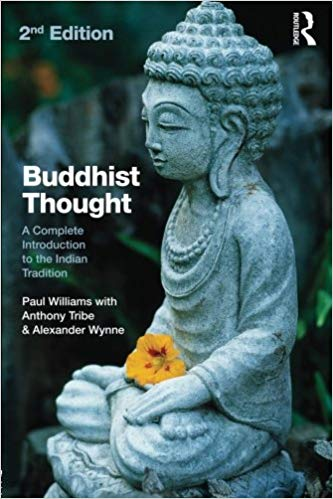 Williams Buddhist Thought cover art