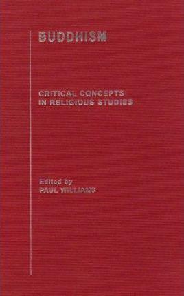 Williams Critical Concepts cover art