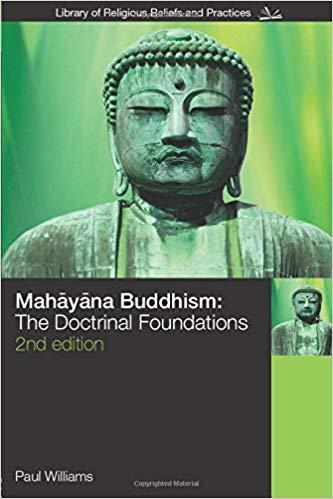 Williams Mahayana cover art