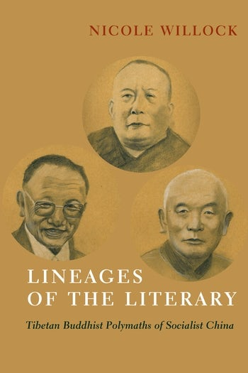 Willock Lineages cover art