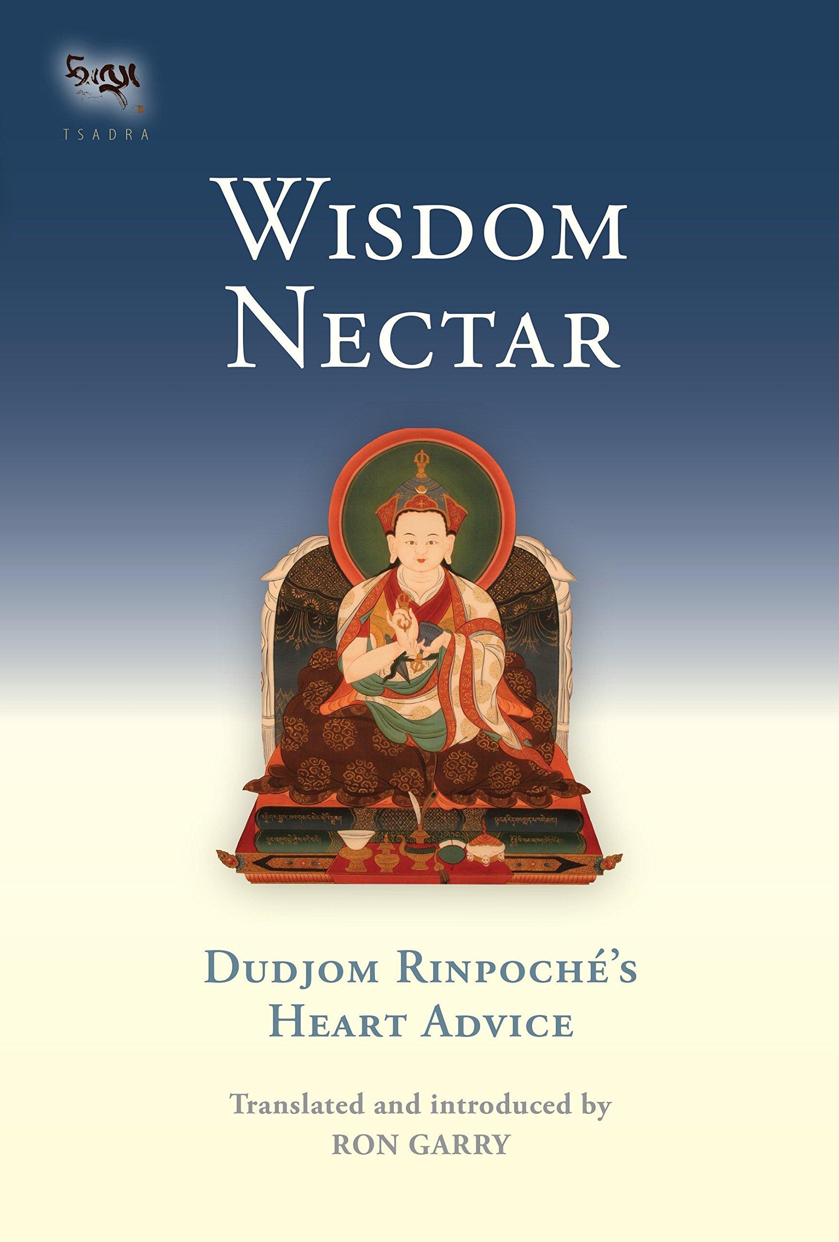 Dudjom Wisdom Nectar cover art
