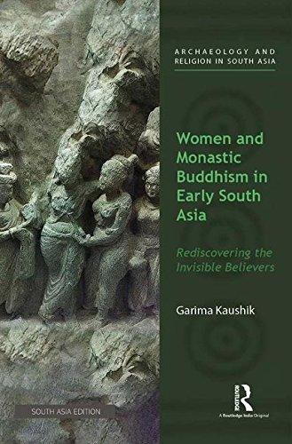 Kaushik Women Monastic Buddhism cover art