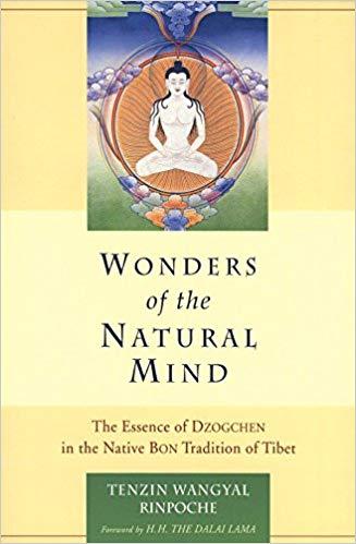 Wangyal Wonders of Natural Mind cover art