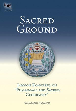Zangpo Sacred Ground cover art