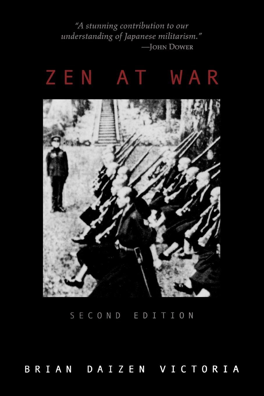 Victoria Zen at War cover art