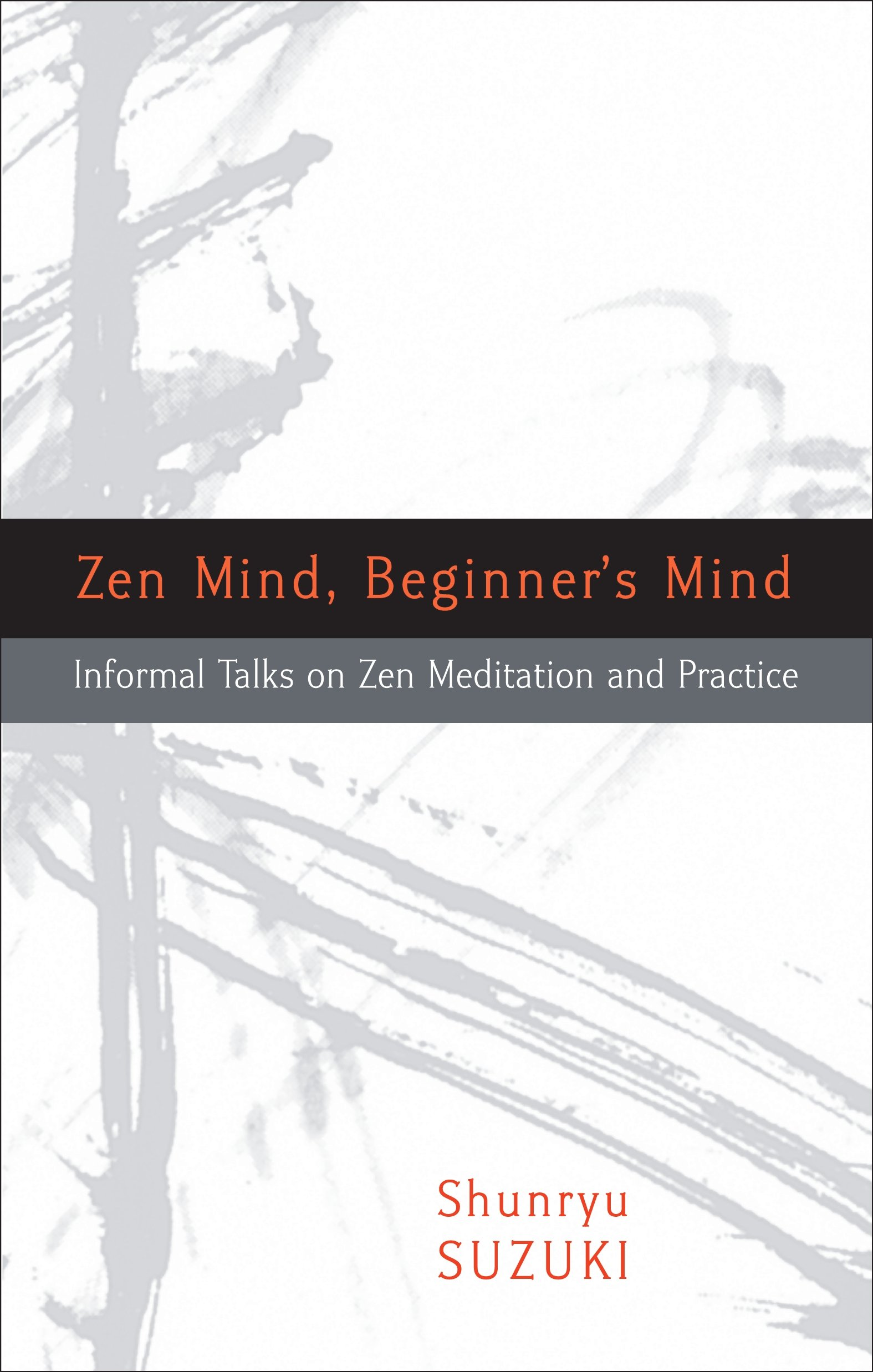 Suzuki Zen Beginner Mind cover art