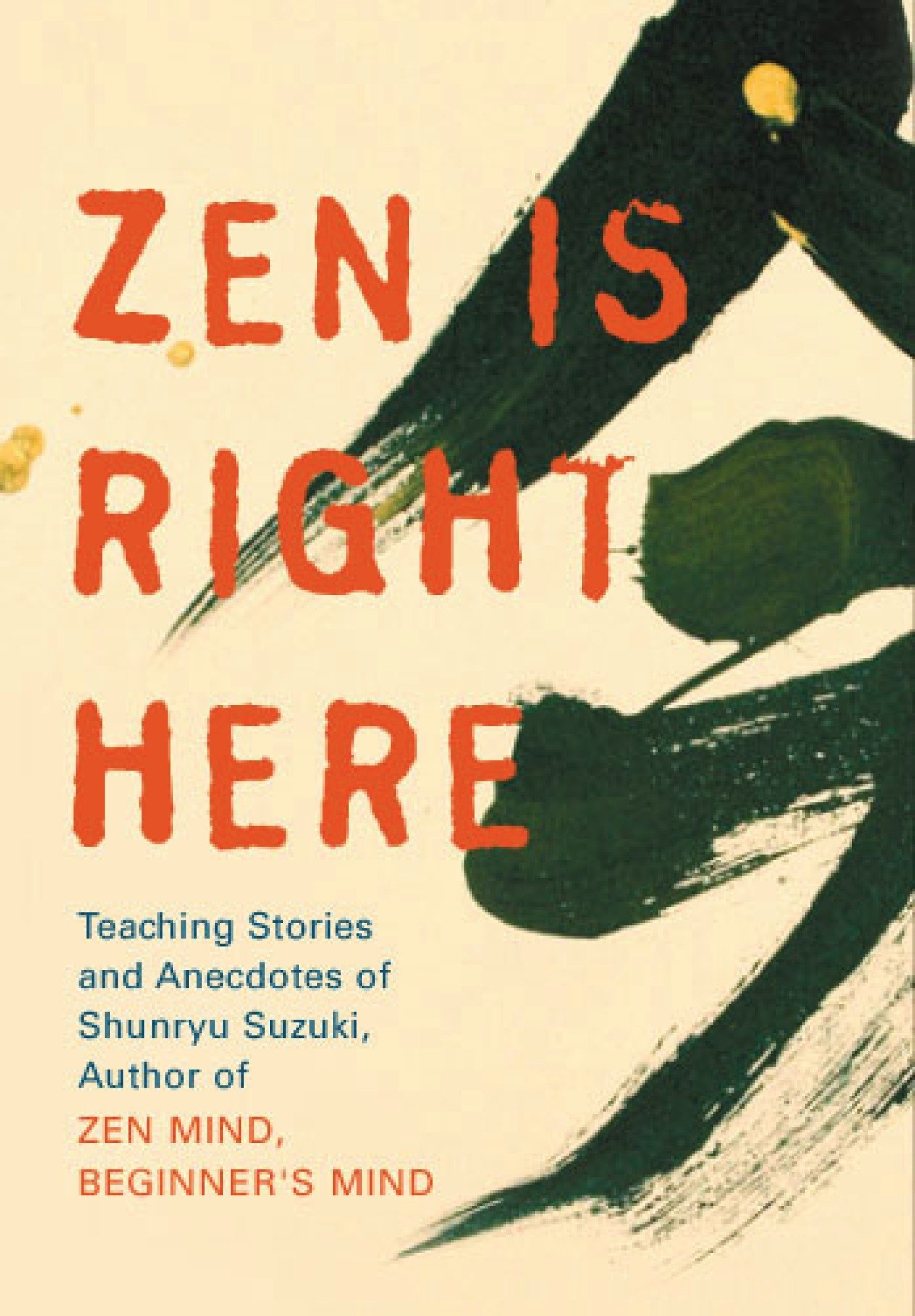 Zen Is Right Here cover art