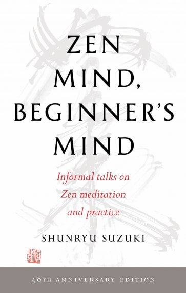 Suzuki Zen Mind Beginner's cover art