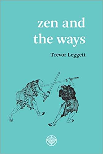 Leggett Zen Ways cover art
