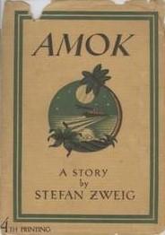 Zweig Amok Paul cover art
