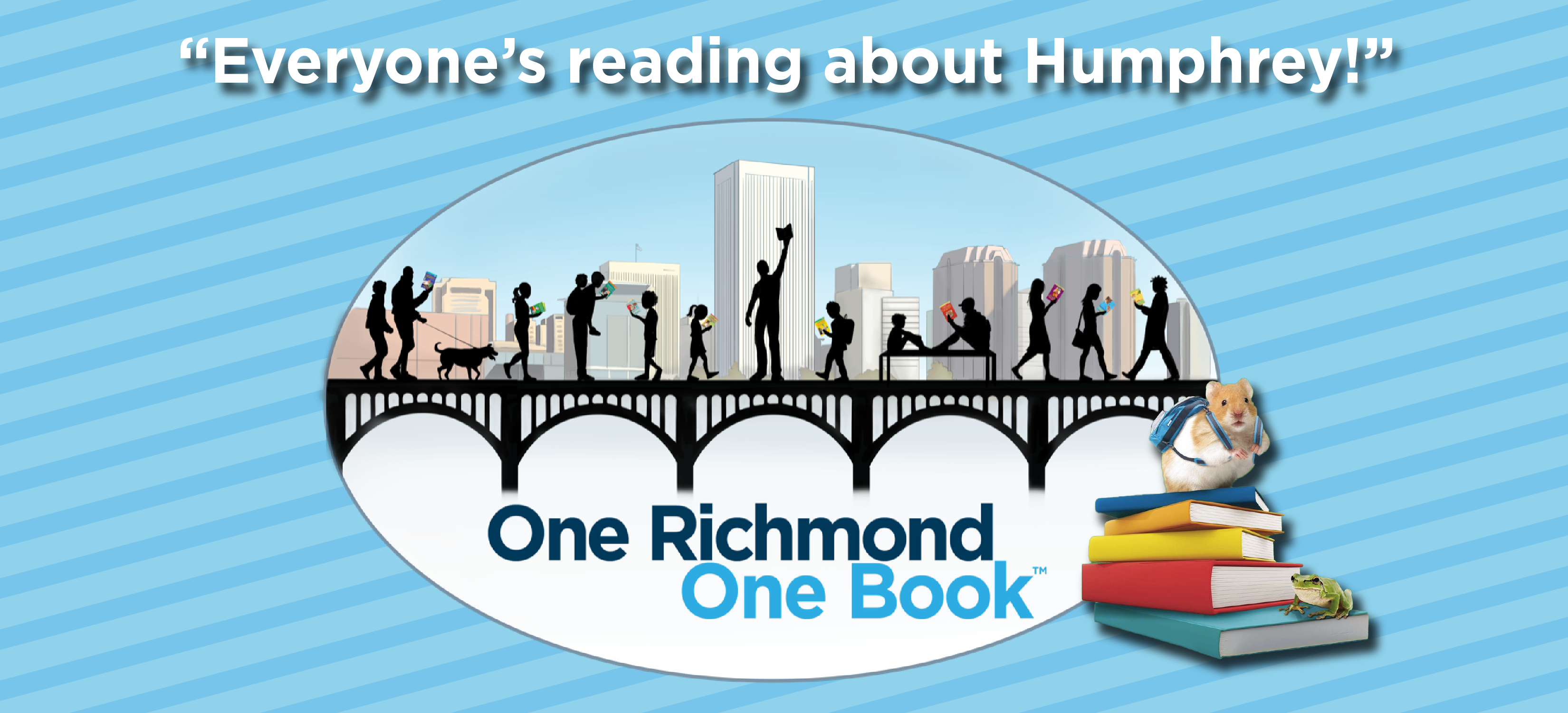 POSTPONED DUE TO SCHOOL CLOSINGS One Richmond One Book Family Event  Friendship According To Humprey -Friendship Bracelets