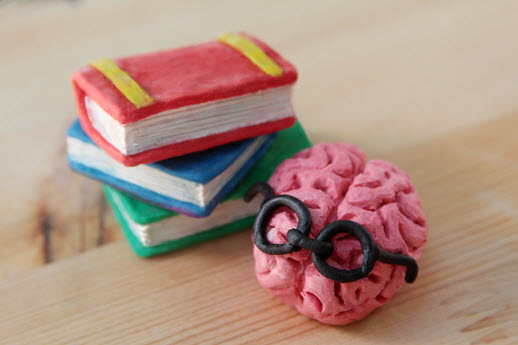 Candy Brain and Books