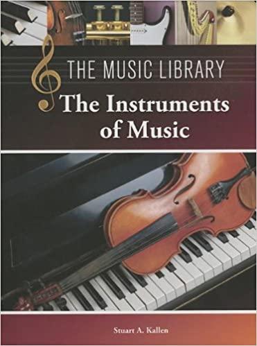 The instruments of music by Stuart A. Kallen