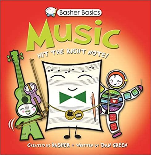 Music created by Basher; written by Dan Green