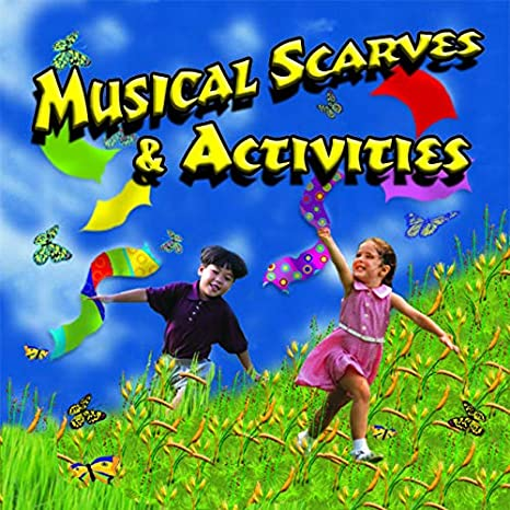 Musical scarves & activities sound recording by Georgiana Stewart