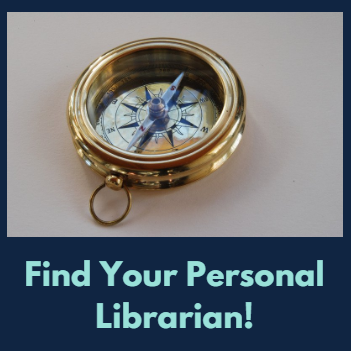 Clicking this box will take you to the Find Your Personal Librarian page for the SCF library