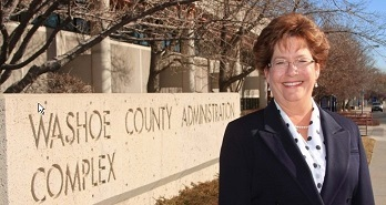 Nancy Parent, Washoe County Clerk picture