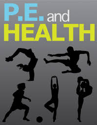 P.E. and Health Icon
