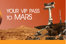 Mars Virtual Fieldtrip