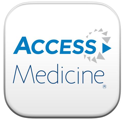 Access Medicine logo.