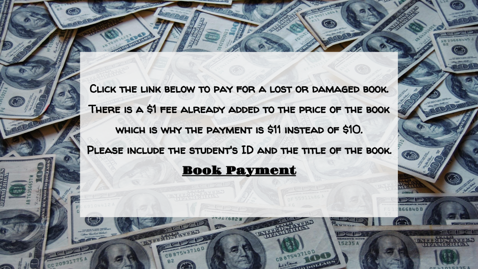 Book Payment Link