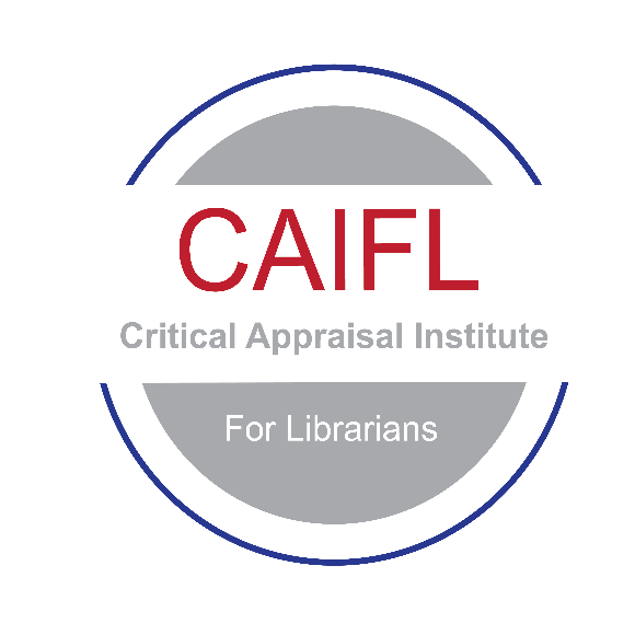 Critical Appraisal Institute for Librarians Logo