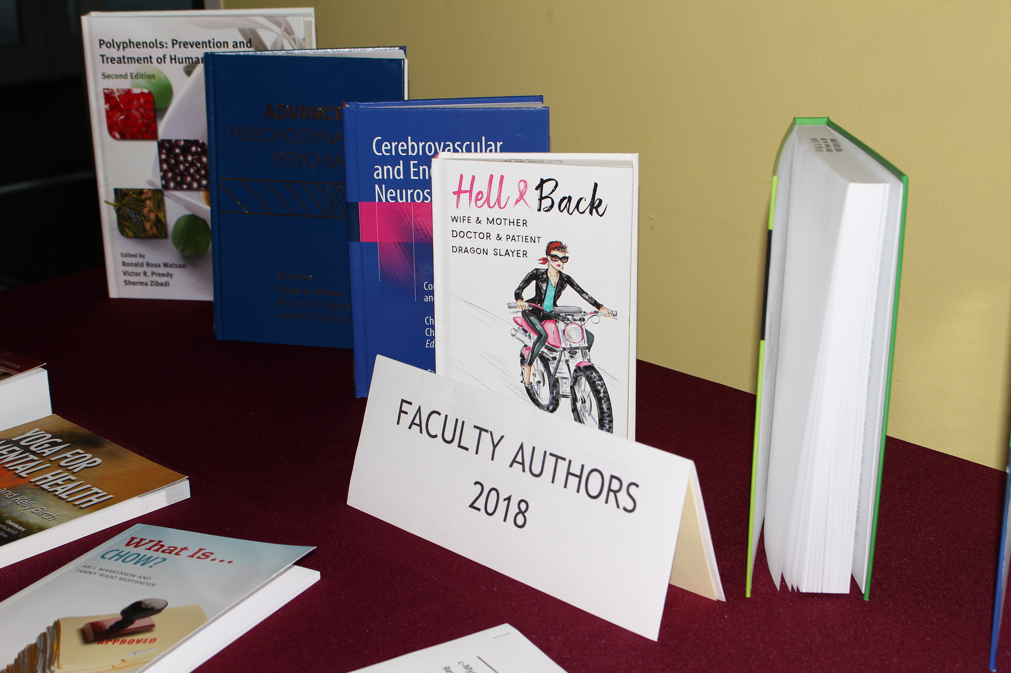 Faculty Bibliography 2019