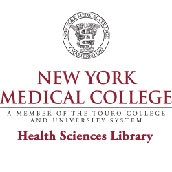 NYMC Health Sciences Library Stacked Standard