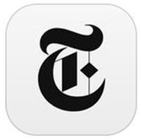 New York Times App Icon