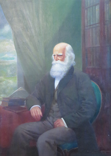 Portrait of William Bryant