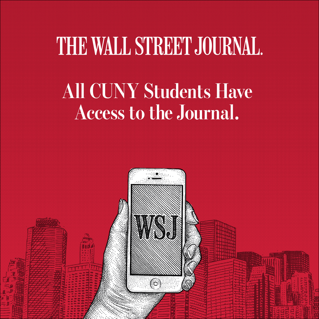 wall street journal access ad