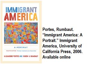 book: immigrant America