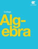 eBook for Preparing for College Algebra