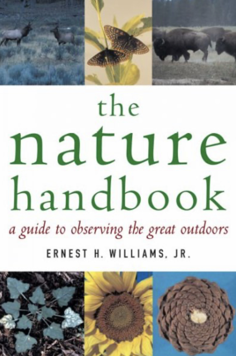 Cover of The Nature Handbook