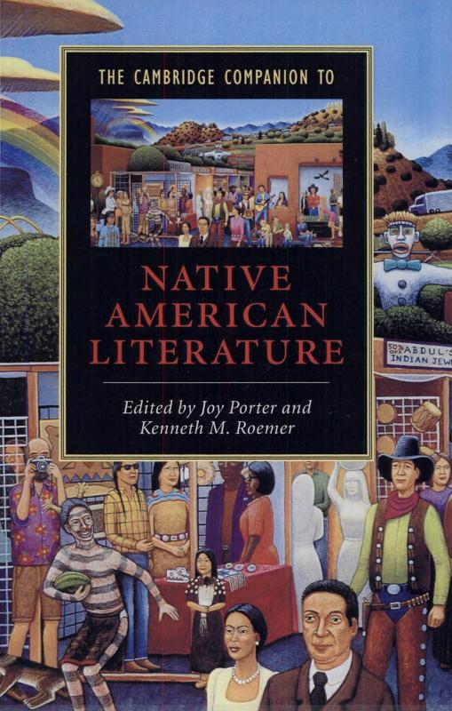 Cover of The Cambridge Companion to Native American Literature