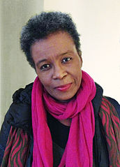 Claudia Rankine in New York City, 2014