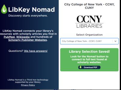 LibKeyNomad screenshot